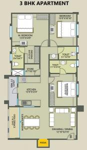 3bhk-floor1